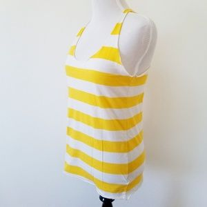 Forever 21 Tops - BUNDLE ONLY! Forever 21 Yellow & White Tank